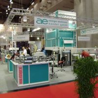 Messestand elsinger electronic
