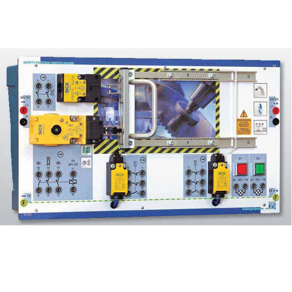 ETS Didactic Saftey Position Switch Board
